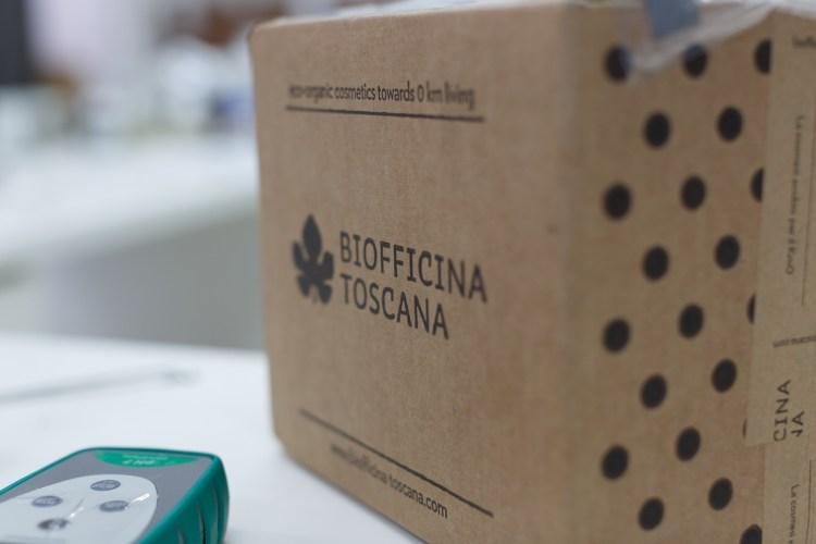 """I 4 Shampoo Biofficina Toscana sono prodotti naturali, ideali per ogni capello e premiati in Giappone come """"Prodotto Sociale Innovativo 2016""""."""