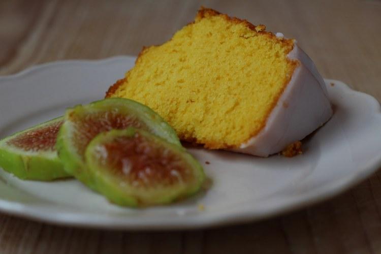 Chiffon Cake Vin Santo del Chianti DOC e Fichi: una ricetta americana incontra il made in Tuscany.