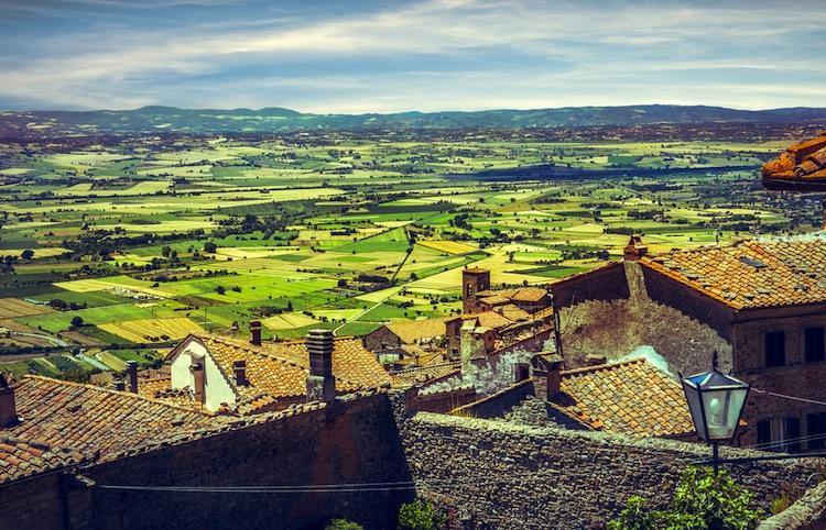 Visitare la Toscana in bicicletta per un viaggio alternativo, ecologico e divertente. 7 itinerari per 7 luoghi per 1 Tuscany green tour