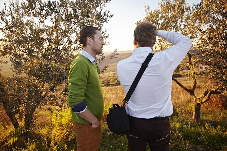 Nicola Bernini è un chiantigiano doc che da anni lavora come guida turistica fra Il Chianti, Firenze e Siena per far conoscere la sua Toscana