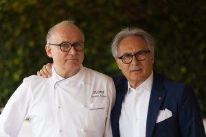 Intervista esclusiva a Gaetano Trovato, due stelle Michelin, chef e proprietario del ristorante Arnolfo a Colle Val d'Elsa nel Chianti Senese