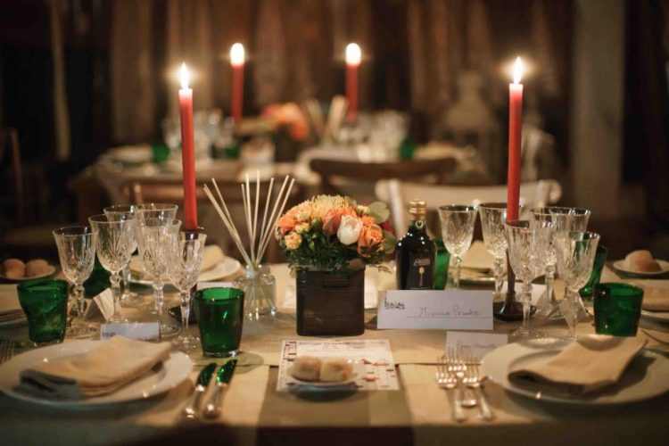 La IV Supper Club a Firenze, alias cena segreta ha consacrato le social dinner di TuscanyPeople come un evento conosciuto nel tessuto sociale