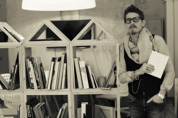 L'architetto Emanuele Colombi racconta il suo progetto rivoluzionario di studio di progettazione e design nel quartiere La Venezia di Livorno
