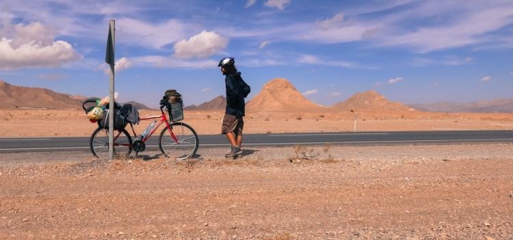 Italianbackpacker.com è il sito dove Antonio Di Guida, toscano, racconta la sua vita in viaggio per il mondo: ultima tappa? Iran in bicicletta