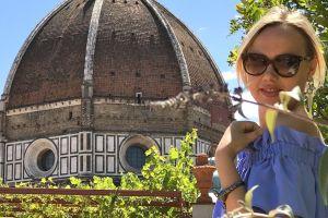 GidFlorence è il blog sulla Toscana di Ksenia Ermakova, una guida turistica di Firenze specializzata in tour toscani per turisti russi