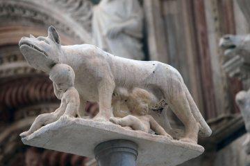 Scopriamo perché Siena ha la lupa come simbolo della città