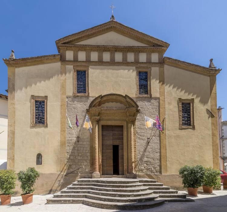 Cetona è uno dei borghi più belli d'Italia in Toscana. Vicino a Chiusi, nella Val di Chiana senese è una meta ideale per un weekend romantico