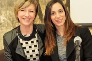 """Dianora Tinti è una scrittrice e giornalista italiana che ha ottenuto vari premi e riconoscimenti importanti tra cui """"Comunicare l'Europa"""""""
