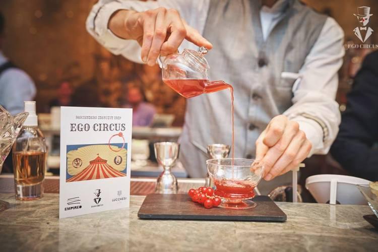 E' iniziato Ego Circus, 18 imperdibili appuntamenti per gli amanti dei cocktail nei migliori locali di Firenze con i migliori bartender