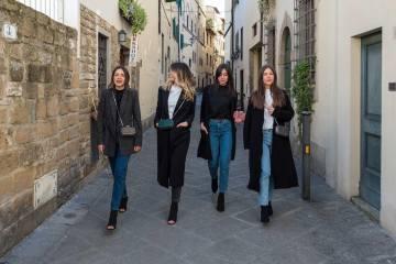 Ellipse è la nuova collezione firmata Olimpia bags, il nuovo brand toscano di borse di design, nata dalla fantasia di Olimpia Gozzini