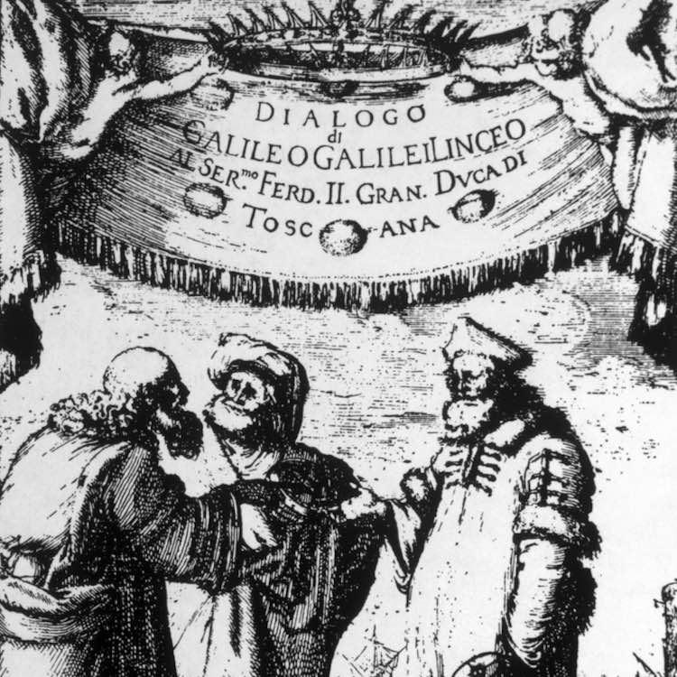 Cristina di Lorena, nipote di Caterina de'Medici, moglie del Granduca Ferdinando, strinse amicizia con Galileo Galilei, precettore dei figli