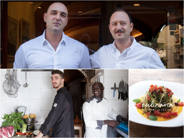 De Gustibus Tours, tuscan experience tour operator and Culinaria Bistrot, Florence restaurant: 2 business, 1 entity. Cook local, eat global