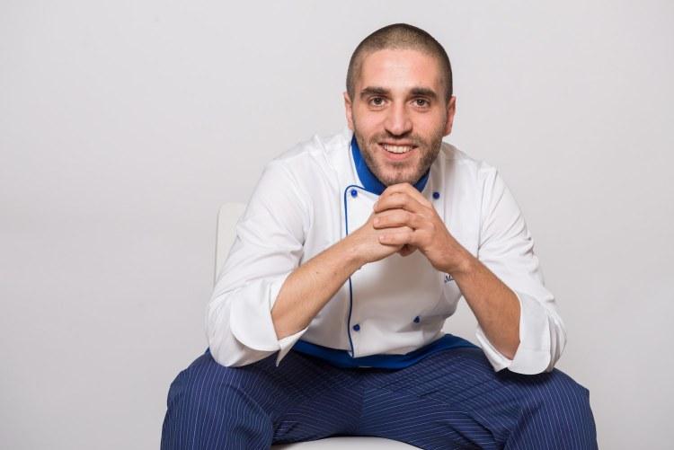 Marco Scaglione è uno dei primi chef di alto livello a proporre una cucina senza glutine. Intervista allo toscanissimo chef gluten free