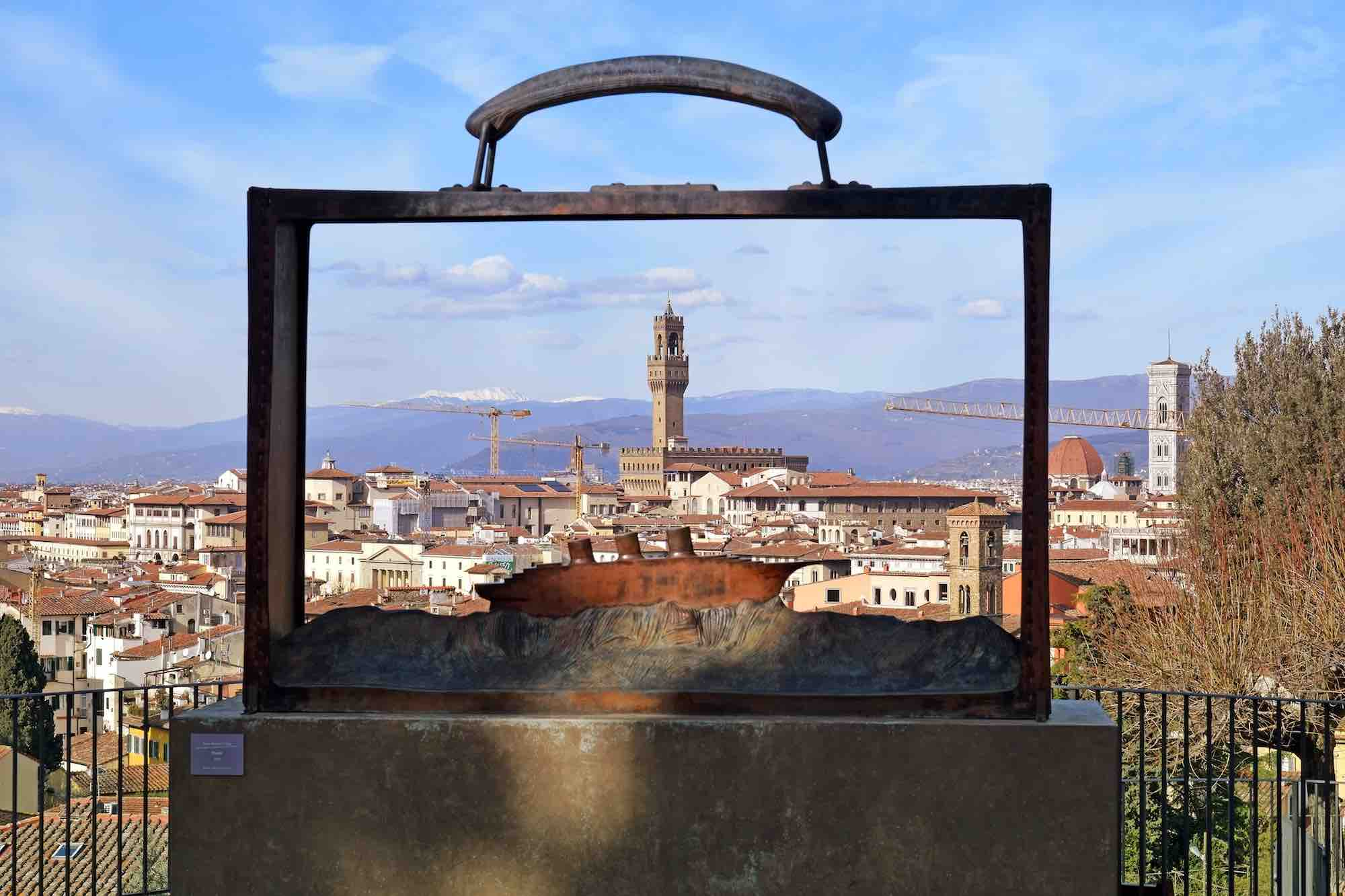 Jean-Michel Folon, trait d'union between art and love for Florence ...