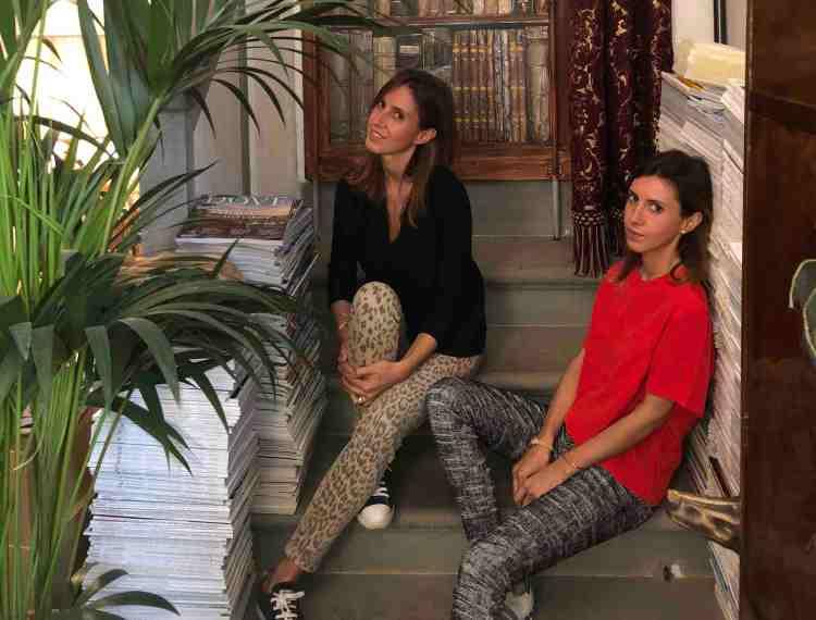 Caftanii, l'atelier di moda a Firenze di Ginevra e Ludovica Fagioli, propone nuovi modi per indossare il caftano, capo chic e contemporaneo