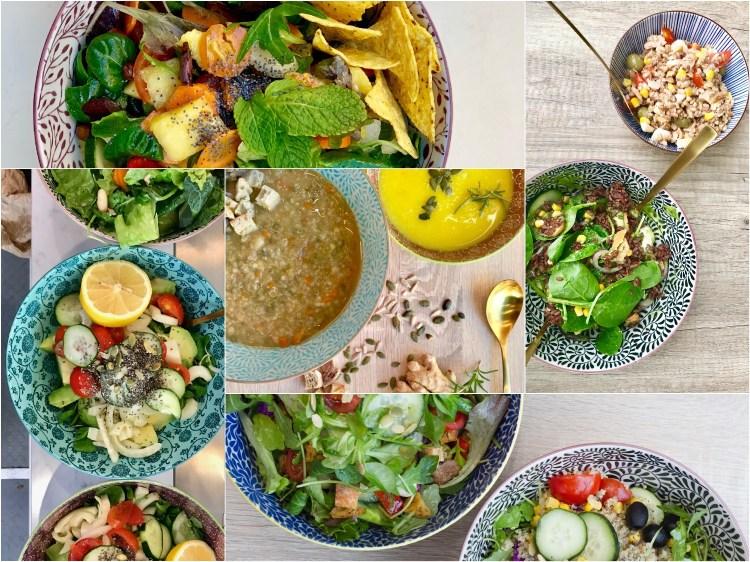 Rosalia Salad Gourmet è il primo healthy bistrot di Firenze, dove mangiare insalate gourmet, smoothie e centrifughe con prodotti bio a Km0