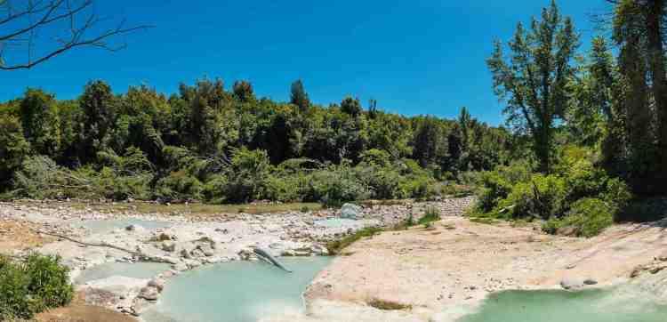 Le Terme di Petriolo si trovano nella Bassa Val di Merse, tra Siena e Grosseto e sono tra le più belle e conosciute terme libere in Toscana