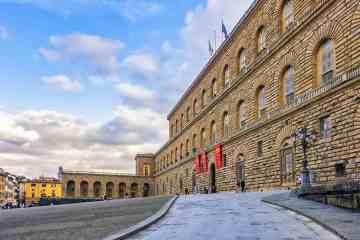 Palazzo Pitti è uno dei più importanti palazzi storici di Firenze. Sede di 5 Musei e porta di accesso al meraviglioso Giardino di Boboli