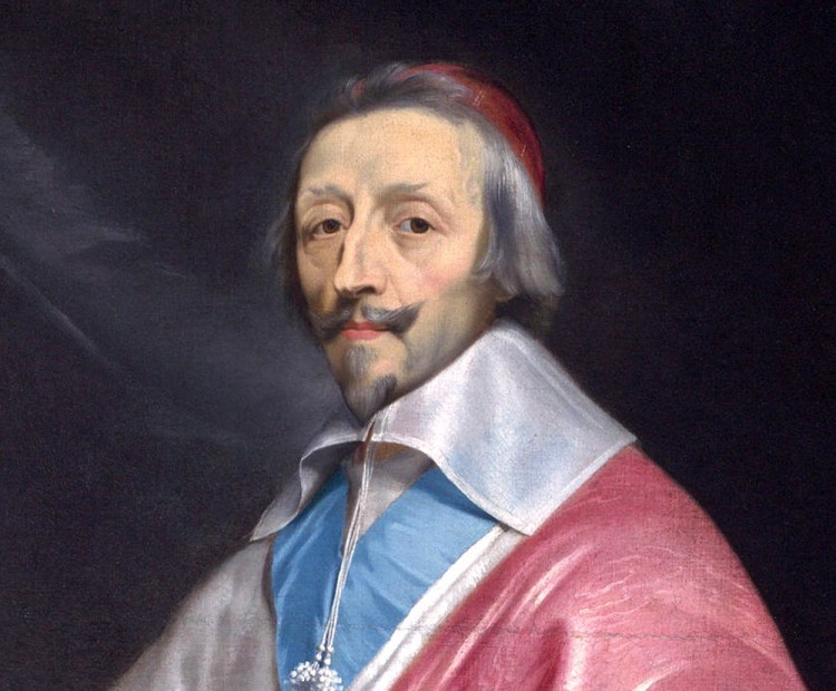 Ritratto del Cardinale Richelieu