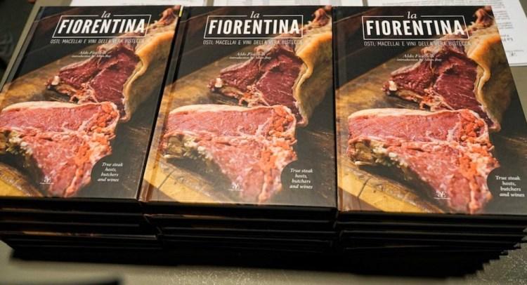 Il libro di Aldo Fiordelli sulla Bistecca alla Fiorentina