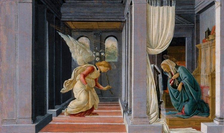 A Firenze, culla del Rinascimento, si iniziò ad utilizzare la prospettiva lineare centrica.