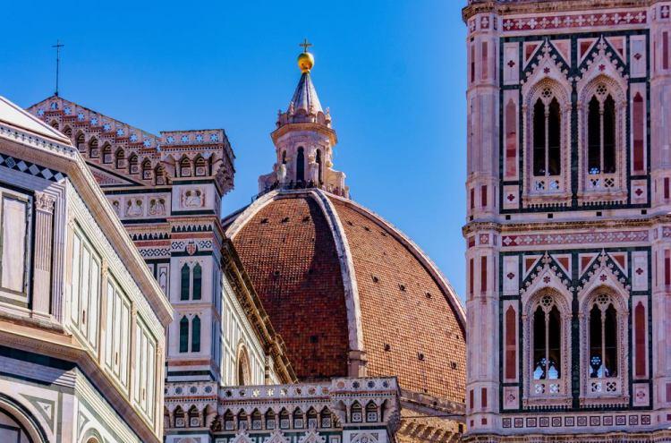 Filippo Brunelleschi, autore della Cupola del Duomo di Firenze, è uno dei simboli del Rinascimento.