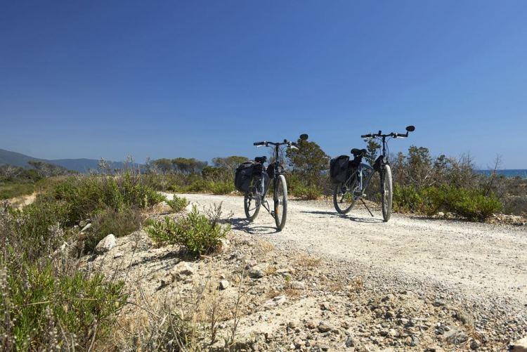 Maremma in bicicletta, scoprendo il Parco Naturale e Alberese