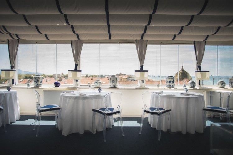 Il ristorante stellato Il Piccolo Principe a Viareggio è guidato dallo chef Giuseppe Mancino