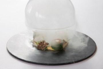 Sushi dello Chef Giuseppe Mancino, executive chef del ristorante stellato in Toscana Il Piccolo Principe a Viareggio