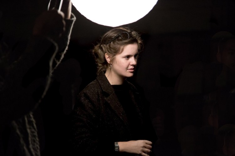 """Maria Chiara Venturini (classe 1992) è la giovane regista toscana di """"Fosca"""" uno dei cortometraggi italiani selezionati al Festival di Venezia."""