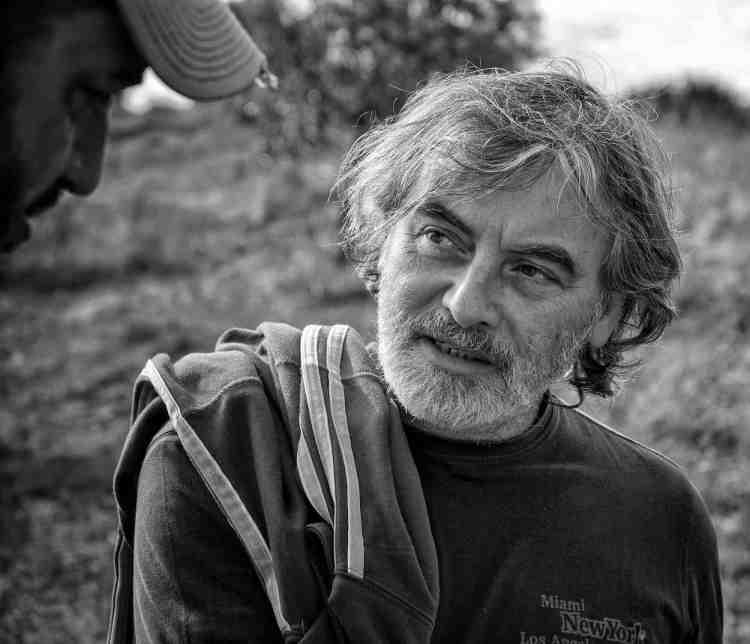 L'agronomo Luigi Antonelli de La Fattoria la Maliosa in Maremma è specializzato in olivicoltura toscana