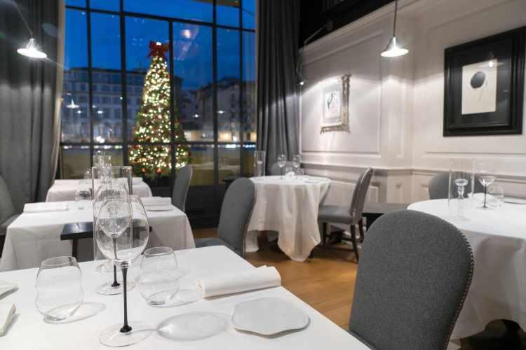 Borgo San Jacopo è un ristorante di lusso a Firenze per un'indimenticabile cena di Capodanno.