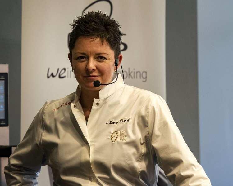 Chef Maria Probst a Enogastronomica 2019
