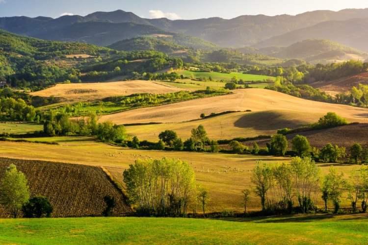 Il Mugello è uno dei territori più belli della Toscana