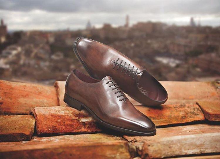 Le scarpe dei Fratelli Borgioli erano presenti a Pitti Uomo 2020