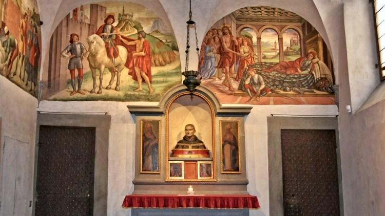 La Chiesa di Santa Margherita dei Cerchi si trova a Firenze nell'omonima via