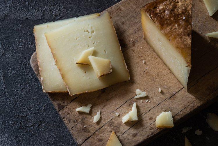 La Toscana ha molti formaggi tipici tra cui anche una DOP