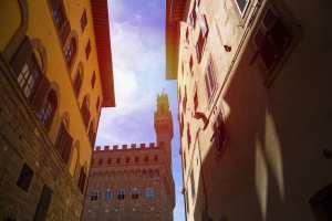 La storia delle vie di Firenze nel centro storico