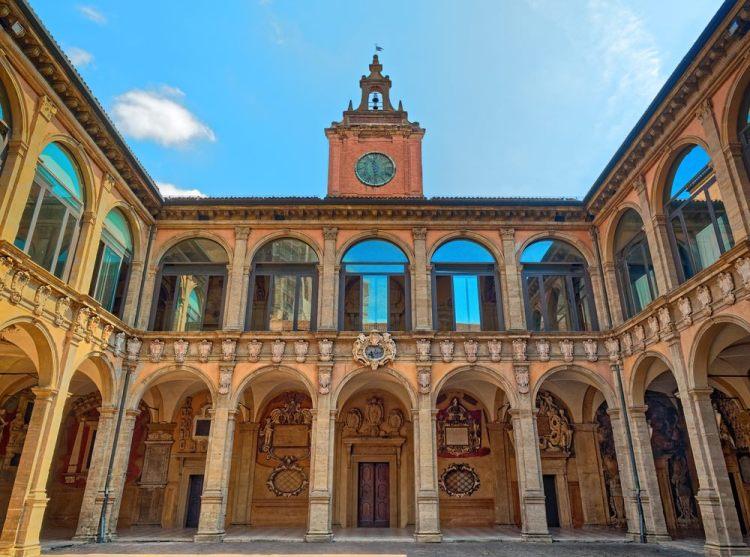 Archiginnasio dell'Università di Bologna