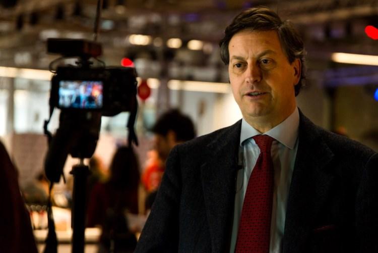 Giovanni Busi, Presidente del Consorzio dei Vini del Chianti