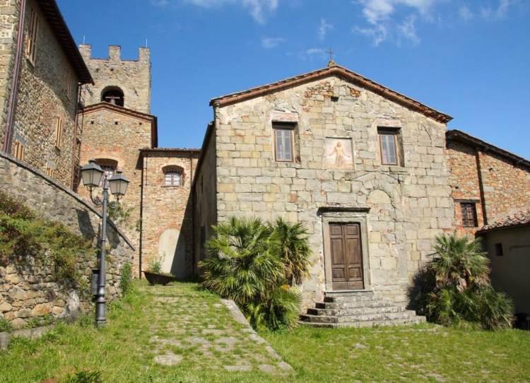 Collodi è il borgo toscano in provincia di Pistoia, dove so trova il Parco di Pinocchio
