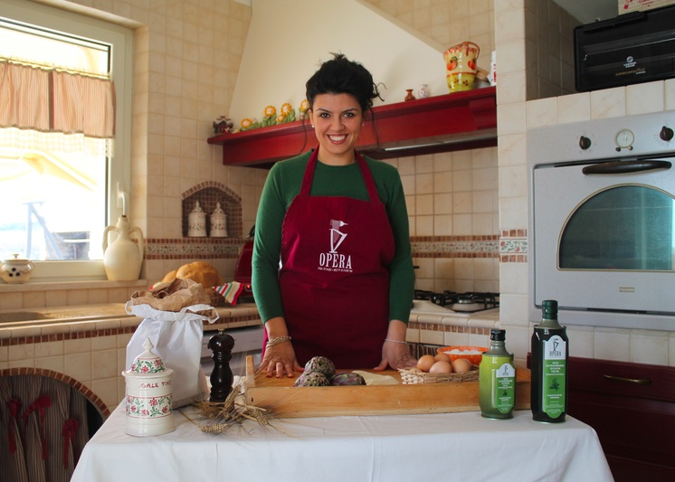 Opera in the kitchen: i corsi di cucina online e non di Lucrezia Cannito