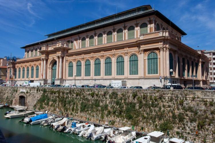 Mercato delle Vettoglie a Livorno