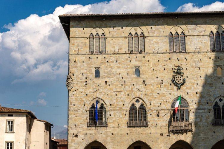 Palazzo del Comune di Pistoia