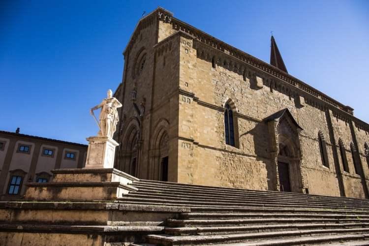 Duomo di Arezzo, Cattedrale dei Santi Pietro e Donato