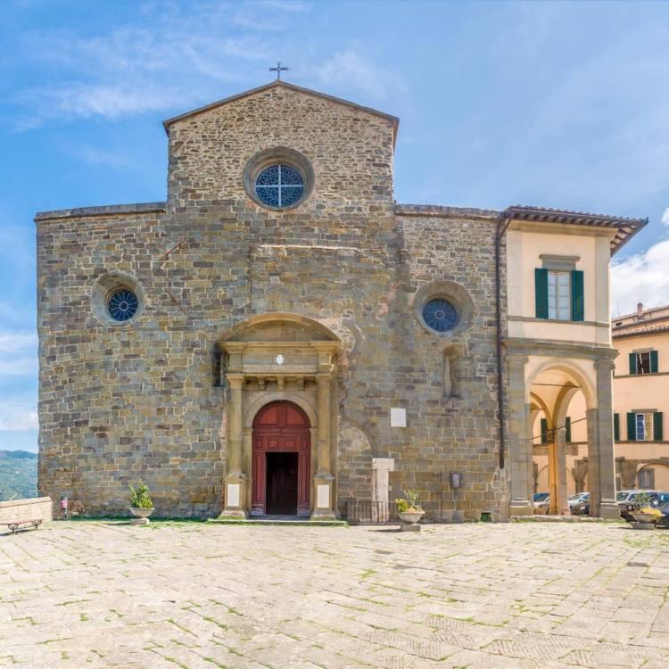 Duomo di Cortona, cattedrale di Santa Maria dell'Assunta