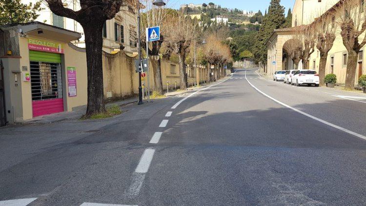 Ingresso di Fiesole City a San Domenico