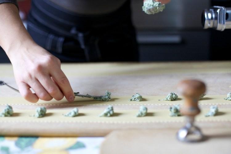 Tra i piatti tipici del Monte Amiata troviamo i tortelli ricotta e spinaci