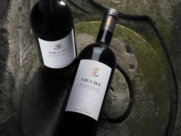 Bottiglie di Vie Cave Antinori, scatti di LeOfficine