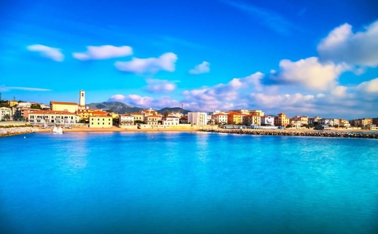 San Vincenzo è un borgo toscano sul mare in Val di Cornia